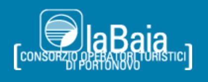 Logo Baia Di Portonovo